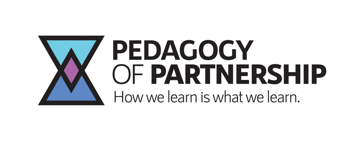 pedagogy of partnership logo